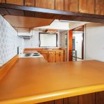 kitchen from countertop